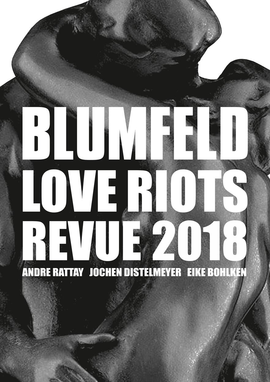 Blumfeld Love Riots 2018