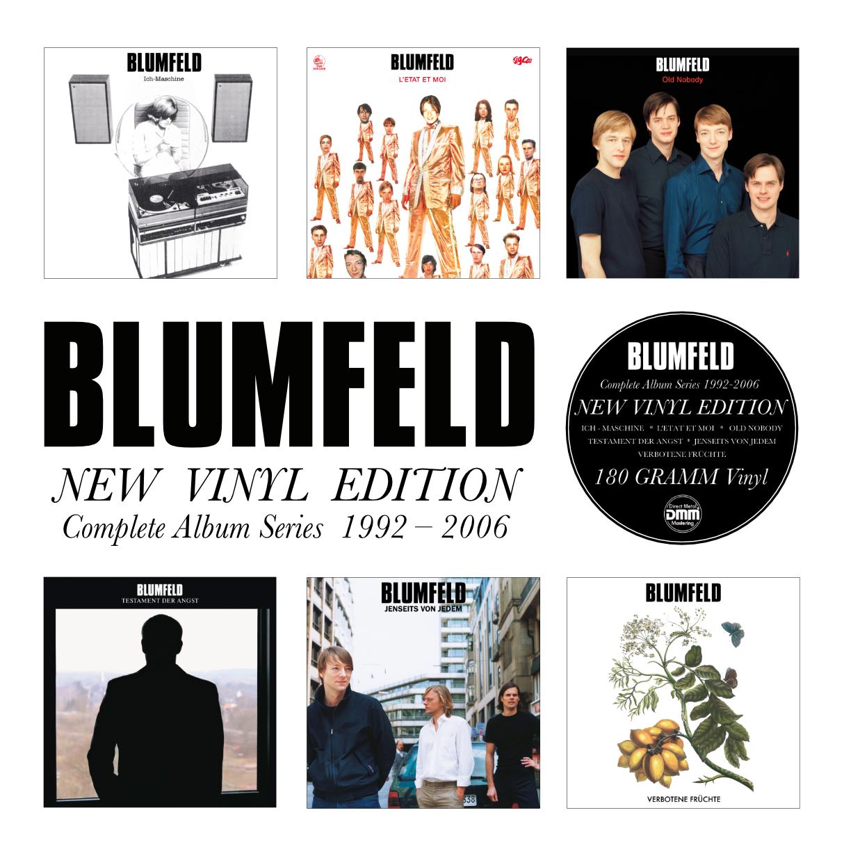 Blumfeld Complete Album Series